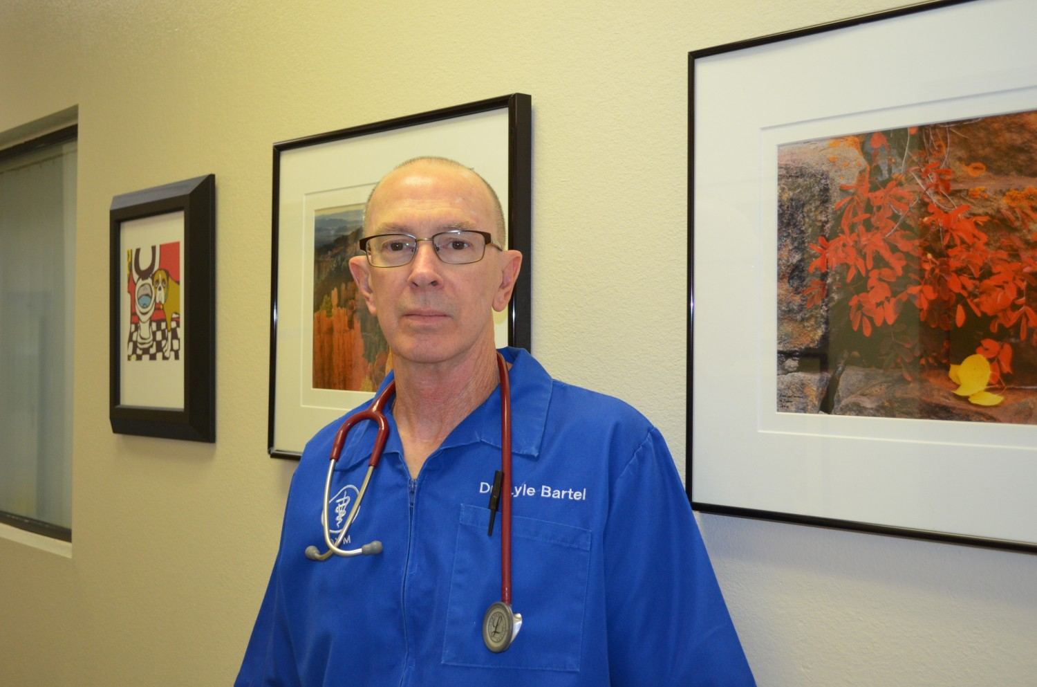 Dr.Lyle Bartel at Ahwatukee Animal Care Hospital and Pet resort